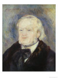 Portrait of Richard Wagner (1813-83) 1882