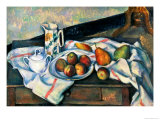 Still Life of Peaches and Pears, 1888-90