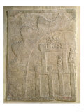 Fortress under Siege, from Nimrud, Iraq