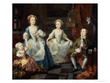 The Graham Children, 1742