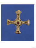 St. Cuthbert's Cross, Found 1827 When the Saint's Tomb was Opened