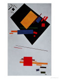 Suprematist Composition, 1915