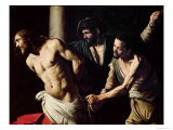 The Flagellation of Christ, circa 1605-7