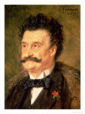 Johann Strauss the Younger, 1895 Giclee Print
