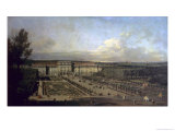 Schonbrunn Palace and Gardens, 1759/61