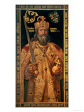 Charlemagne, Charles the Great (747-814) King of the Franks, Emperor of the West