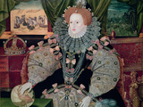 Elizabeth I, Armada Portrait, circa 1588