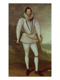Robert Devereux, 2nd Earl of Essex, circa 1596