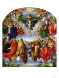 The Landauer Altarpiece, All Saints Day, 1511