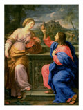 Christ and the Woman from Samaria