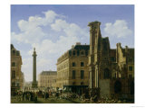 La Place Vendome, 1808