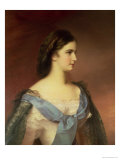 Empress Elizabeth of Bavaria (1837-98) as a Young Woman
