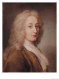 Portrait of Antoine Watteau (1684-1721)