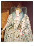 Queen Elizabeth I of England and Ireland (1533-1603)