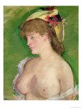 La blonde aux seins nus, 1878