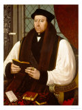 Portrait of Thomas Cranmer (1489-1556) 1546
