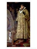 "Tsar Ivan IV Vasilyevich ""The Terrible"" (1530-84) 1897"