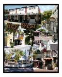 Key West Collage