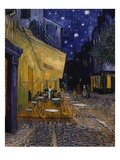 Cafe Terrace at Night Giclee Print