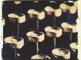 Old Typewriter Keys No.2