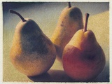 Three Bartlett Pears
