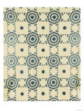 A Pieced and Appliqued Cotton Quilted Coverlet, American, Mid 19th Century