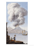 Eruption of Vesuvius, 1776