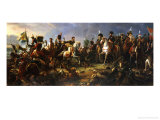 The Battle of Austerlitz Giclee Print