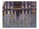 The Contarini Palace, 1908 Giclee Print