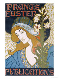 Prang's Easter Publications, 1896