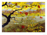 Buy Apple Tree with Red Fruit, c.1902 at AllPosters.com