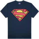 Superman - Distressed Shield