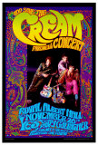 Cream Farewell Concert Art Print