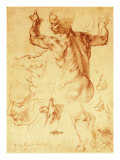 Buy Anatomy Sketches (Libyan Sibyl) at AllPosters.com