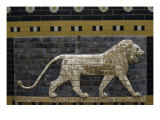 Lion from the Ishtar Gate, Babylon