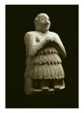 Figure of a Sumerian