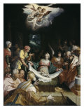 The Nativity Giclee Print