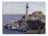 Lighthouse, Maine