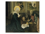 Nativity Giclee Print