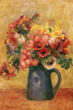 Buy Pitcher of Flowers at AllPosters.com