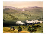 Charge of the Light Cavalry Brigade, October 25th 1854, Detail of Artillery