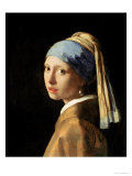 Girl with a Pearl Earring, circa 1665-6 Giclee Print