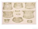 Designs for Arab and Persian Bowls and Basins, from