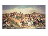 Independence or Death, the Shout of Ipiranga on the 7th September 1822 Giclee Print