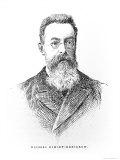 "Nicolai Andreievitch Rimski-Korsakov, Illustration from ""L'Histoire De La Musique En Russie"""