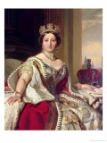Portrait of Queen Victoria 1859