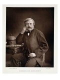 Edmond De Goncourt from