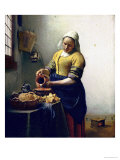 The Milkmaid, circa 1658-60
