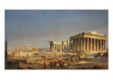 The Parthenon, 1863 Giclee Print
