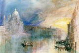 Buy Venice: Grand Canal with Santa Maria Della Salute at AllPosters.com
